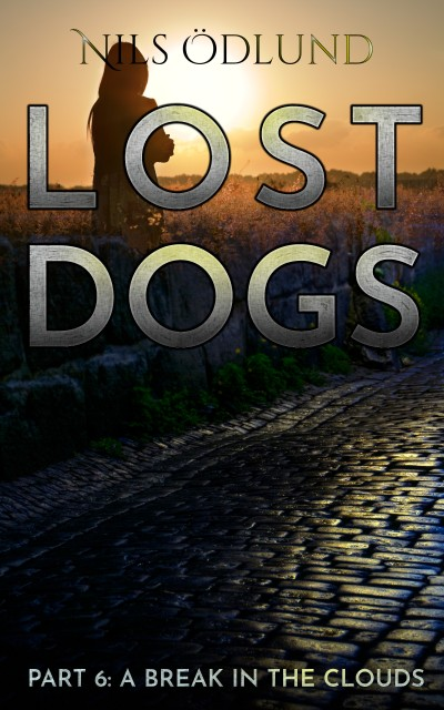 Lost Dogs #6 - ebook cover 4