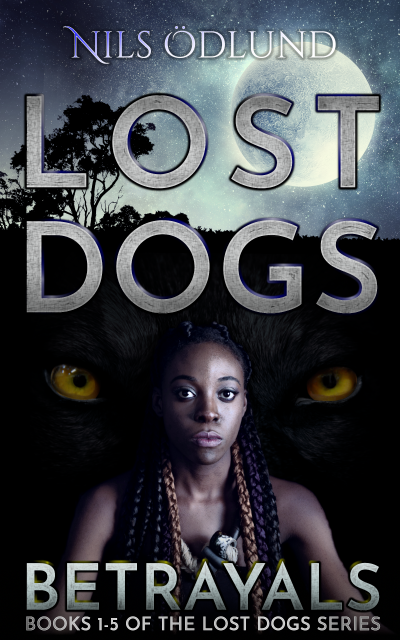 Lost Dogs Betrayals Cover a7